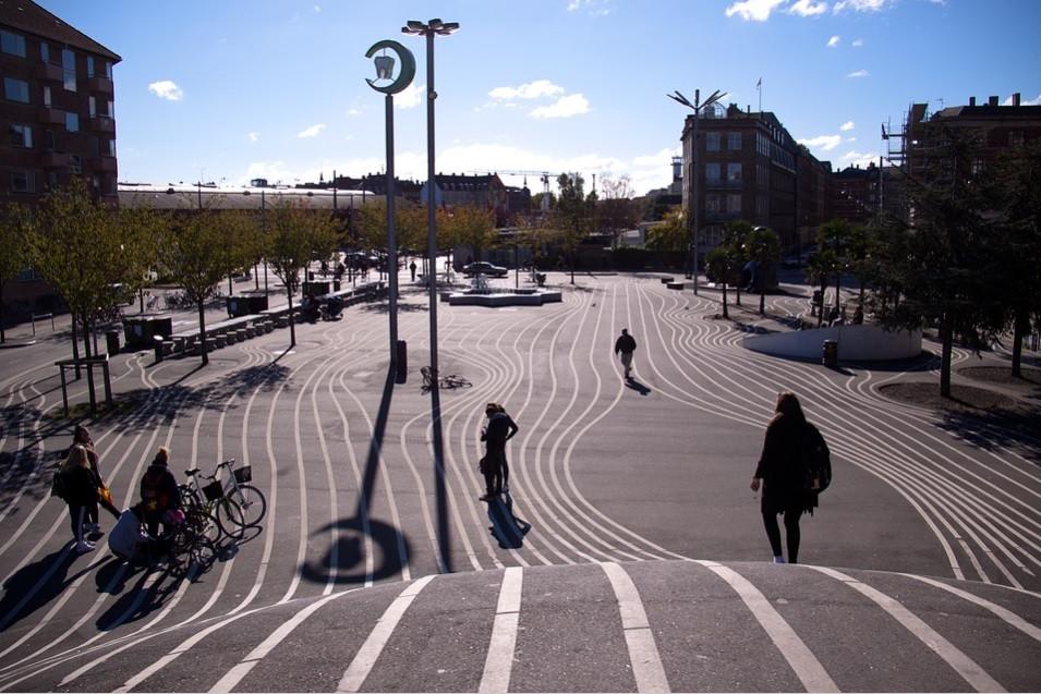 Superkilen em Copenhague | Foto Pixabay