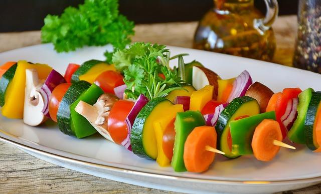 Saladas Saborosas, Saudáveis e Sustentáveis | Foto Pixabay