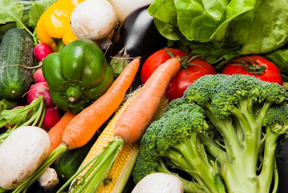 Verduras e Legumes | Foto FreePik