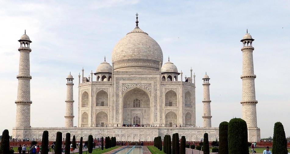 Taj Mahal – Índia | Foto Pixabay