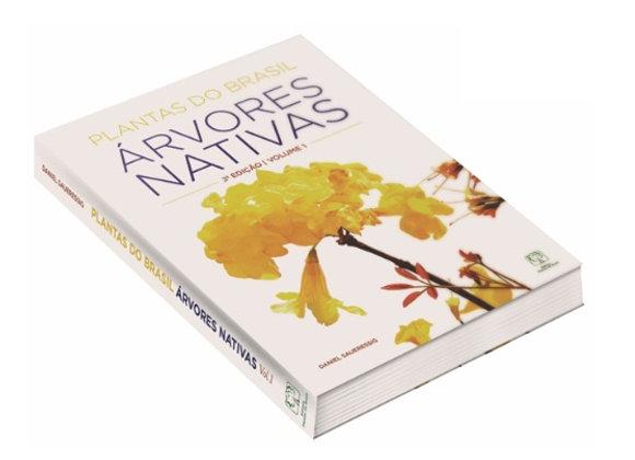 Plantas do Brasil - Árvores Nativas Vol.1