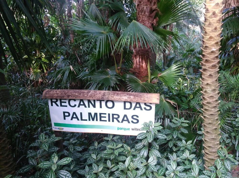 © Parque Witeck Recanto das Palmeiras   Foto Robriane Lara