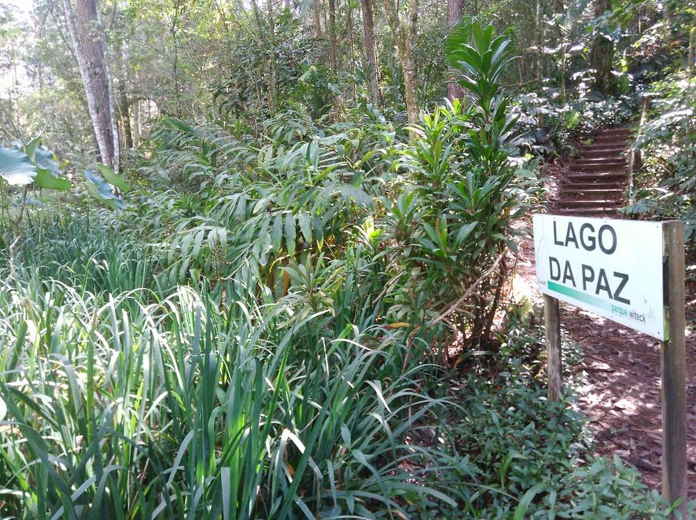 © Parque Witeck Lago da Paz   Foto Robriane Lara