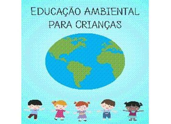 Apostila de Educação Ambiental para Crianças