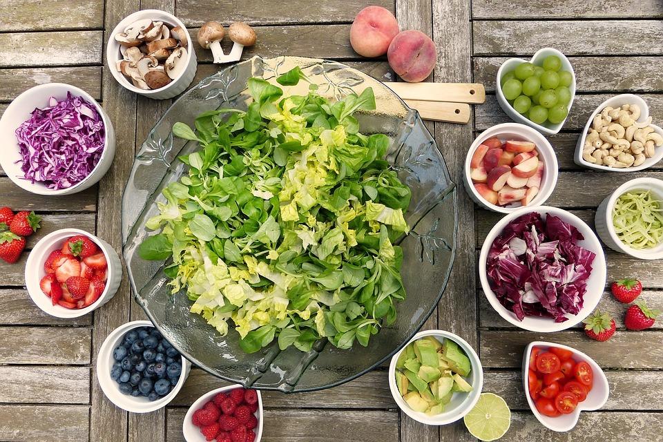 O Que É Dieta Vegetariana | Foto Pixabay