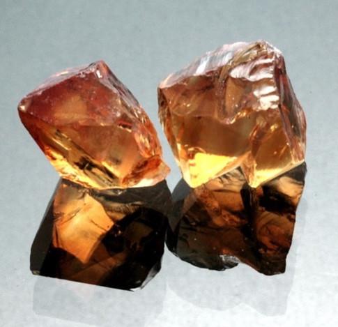 Gema de Âmbar (resina fóssil)