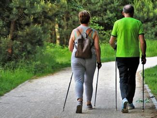 10 Benefícios do Caminhar