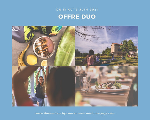 Offre DUO
