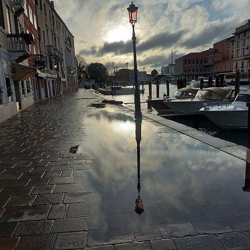 Venezia 2021 pandemia photo-series