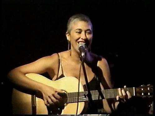lica cecato live @ Mistura Fina, 2000, cachorro babucho (walter franco)