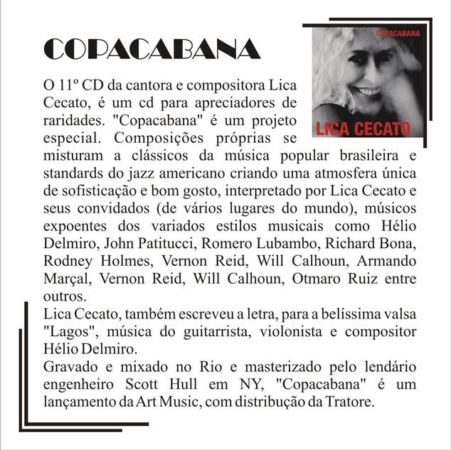 CD Copacabana