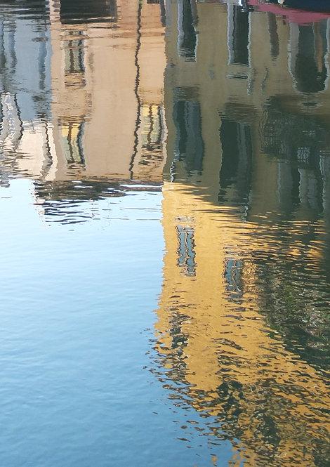 REFLEXOS REFLEXÕES - Photos from Venice's reflections on water