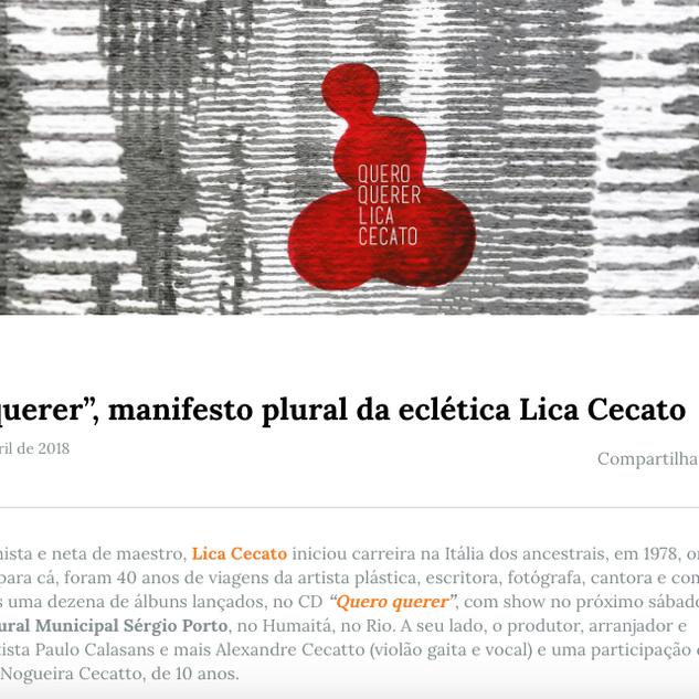 Lica Cecato by Supersonicas