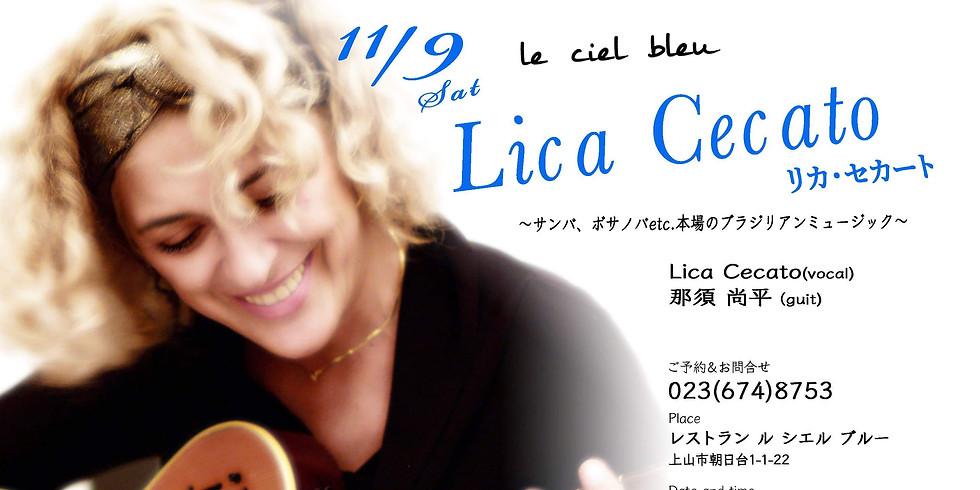 LICA CECATO live with SHOHEI NASU