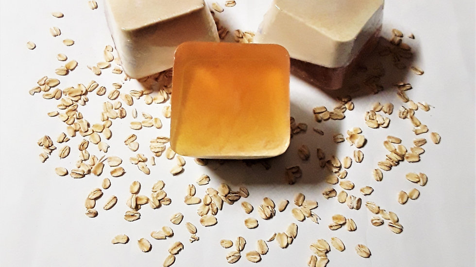 Darri Dew™ Buttermilk Honey Oat Soap