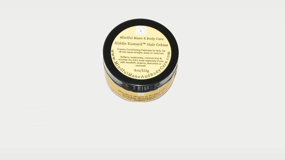 Kiddie Kustard™  Natural Shea Hair Crème