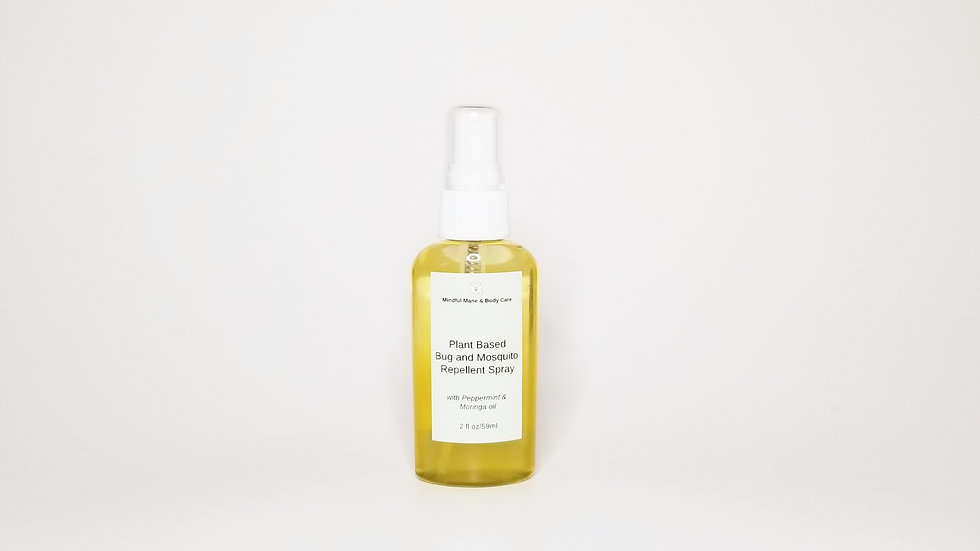 Mindful Mane & Body Care™ Plant Based Bug and Mosquito Repellent Spray