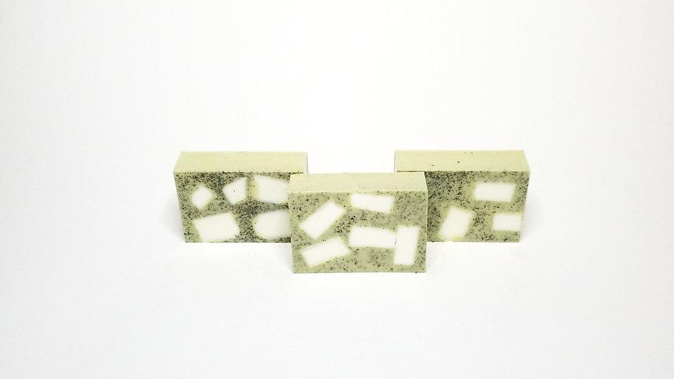 Kimmie Essential™ Goat Milk Citrus Mint Soap