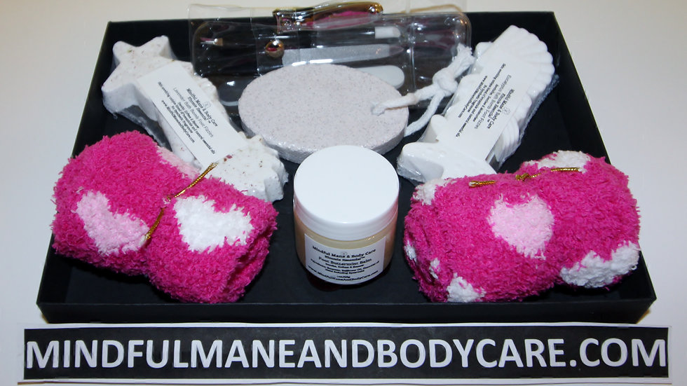 Kimmie Essential ™ Foot Fizzy Relax Pack