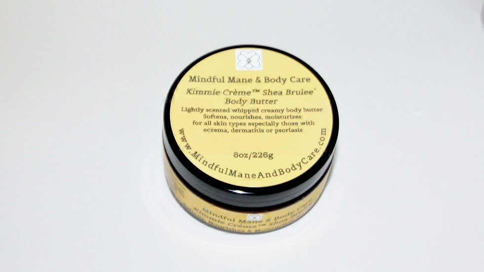 Kimmie Crème™ Shea Brulee' Body Butter