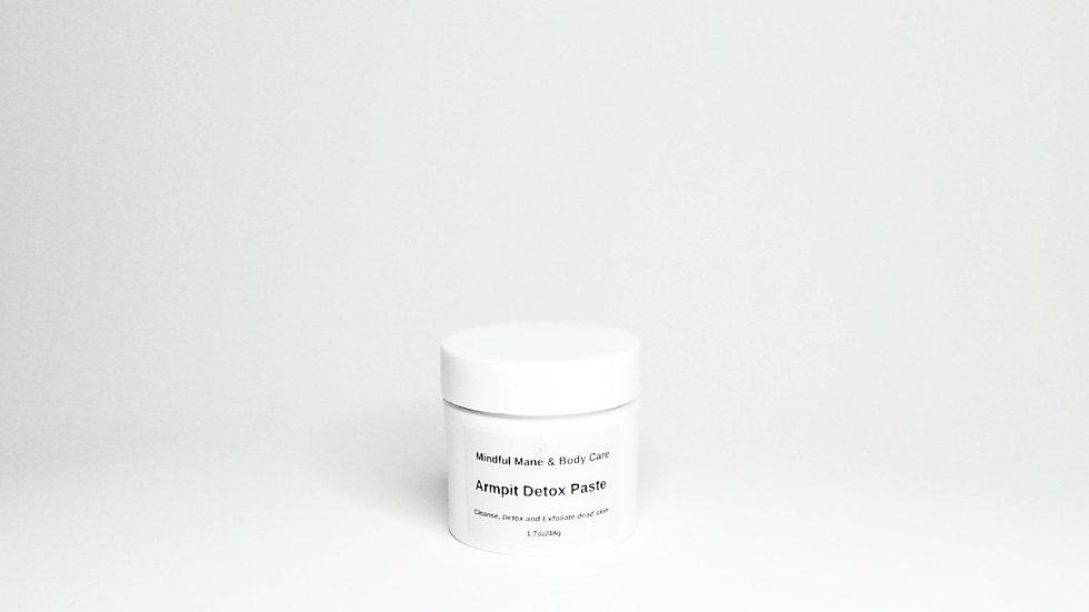 Mindful Mane & Body Care™  Armpit Detox Paste