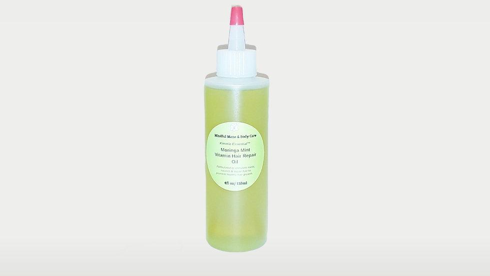 Kimmie Essential™ Moringa Mint Vitamin Hair Repair Oil