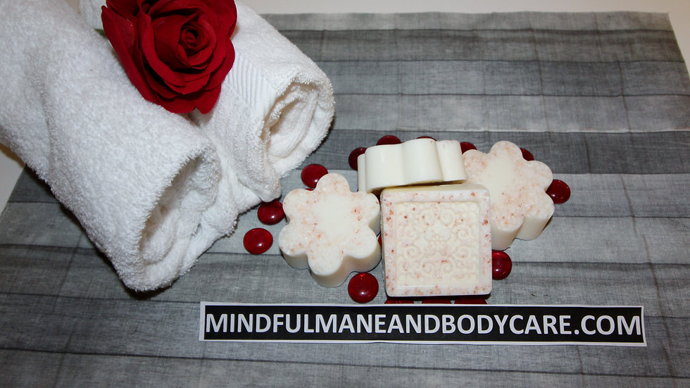 Kimmie Essential ™ Pink Himalayan Rose Soap