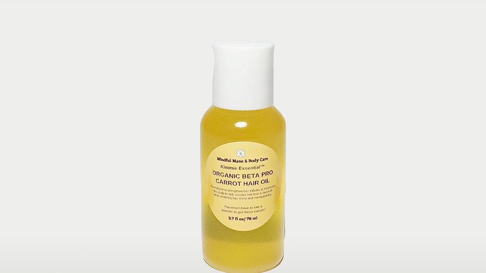 Kimmie Essential™ Organic Beta Pro Carrot Hair Oil