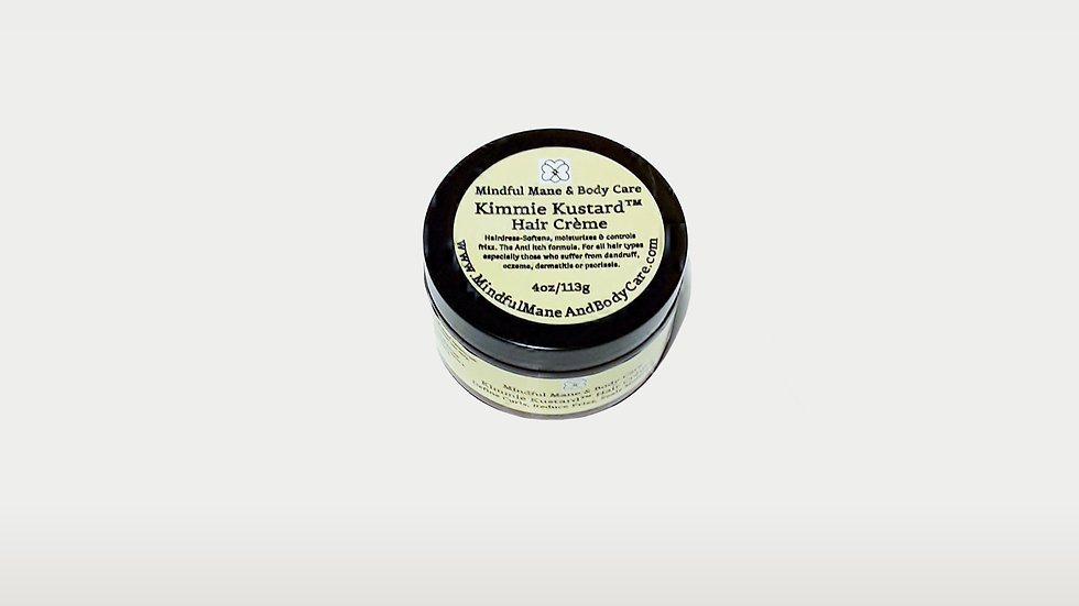 Kimmie Kustard™ Natural Shea Hair Crème