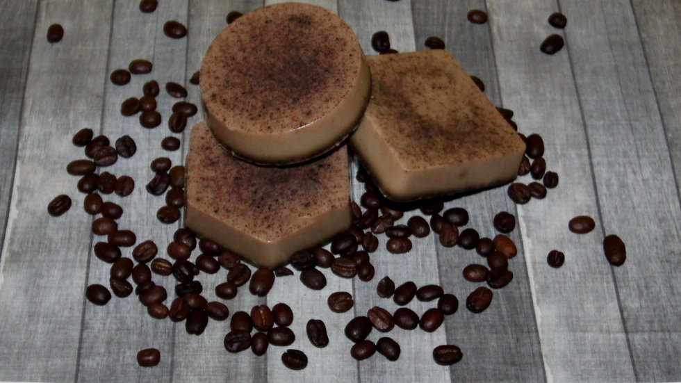 Kimmie Essential Java Juvenator™ Coffee Bar Soap