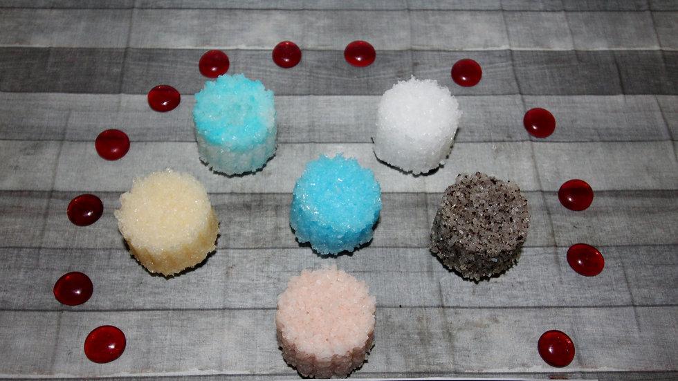 Kimmie Essential Bath Salt Cakes