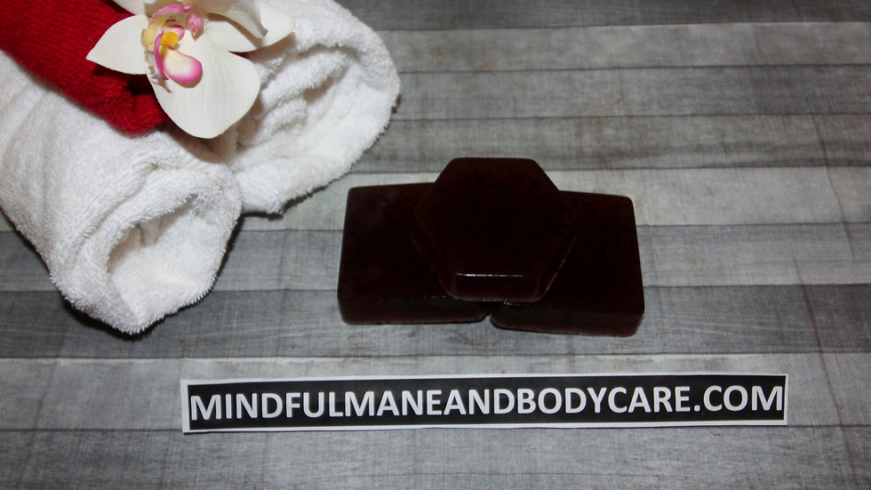Kimmie Essential ™  African Black Cacao Soap