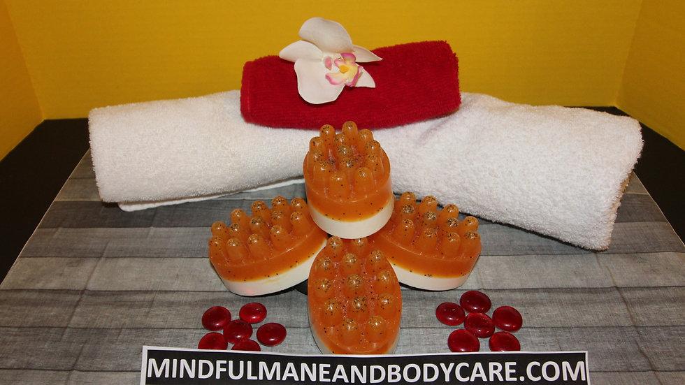 Kimmie Essential ™  Tanti Tangerine Night Spa Soap Bar