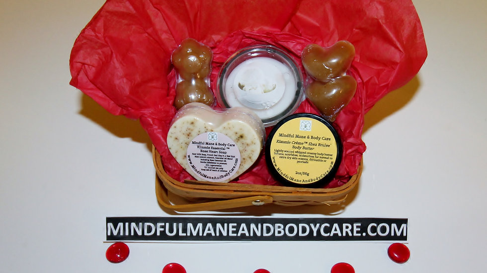 Kimmie Essential ™ Sweet Heart Pack
