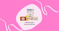 Kiddie Essentials™ Eczema Anti-itch Pack