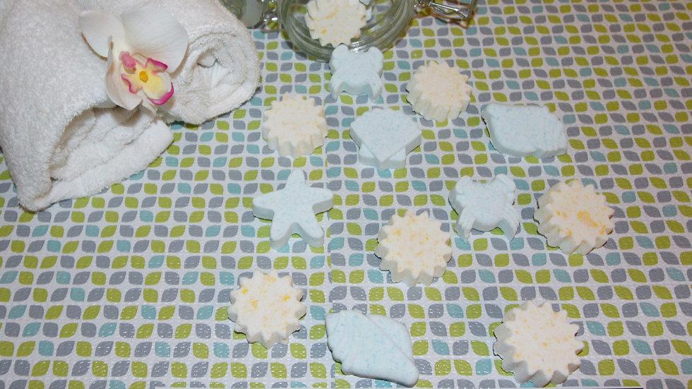 Kimmie Essential™ Spa Bath Bomb Shower Fizzies