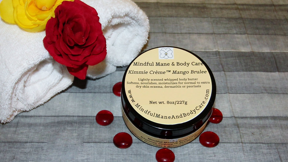 Kimmie Crème™ Mango Brulee' Body Butter
