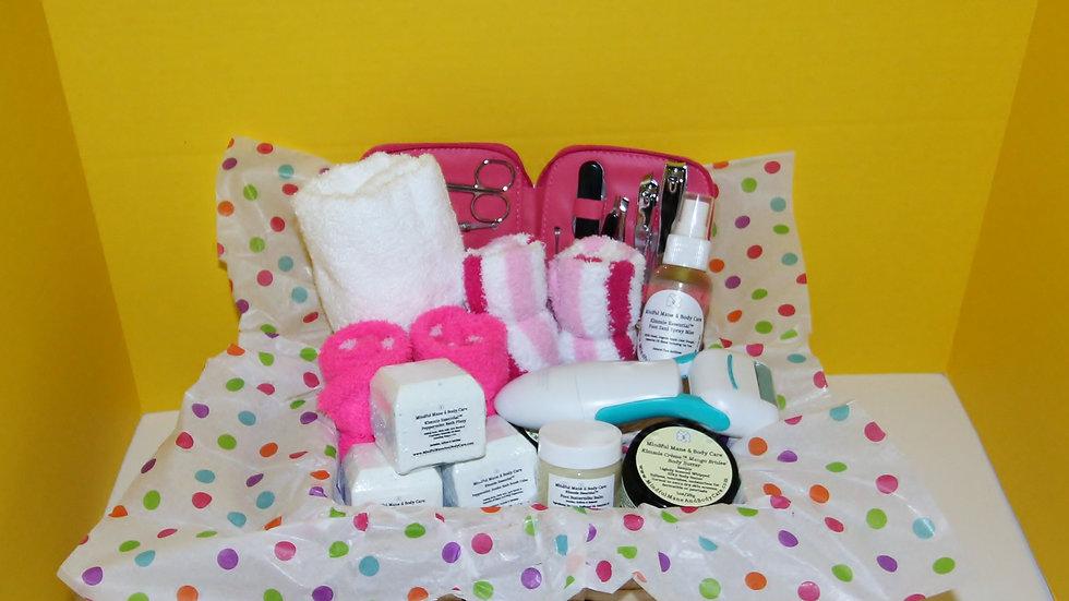 Kimmie Essential ™ Pedi Fresh Foot Pack