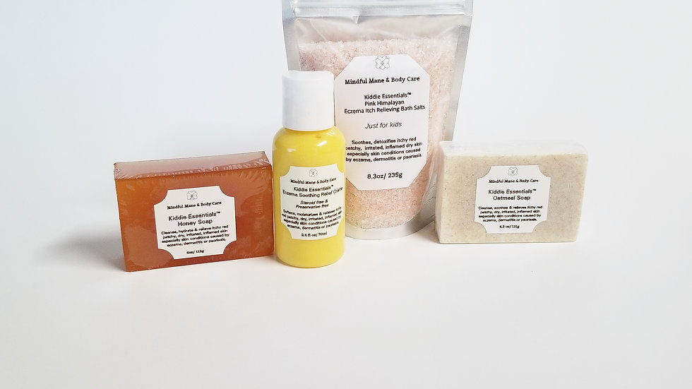 Kiddie Essentials™ Eczema Anti-itch Pack