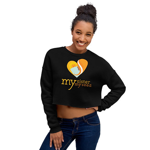 MSMS Crop Sweatshirt