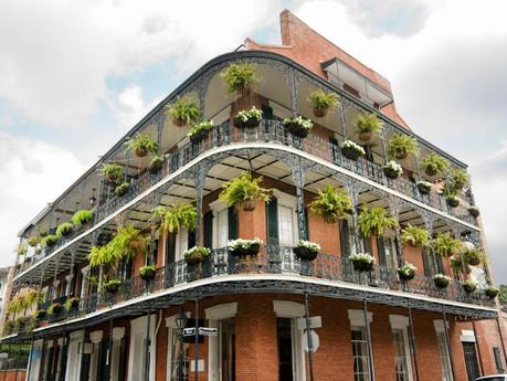Hurricane (and Sazerac) Season in New Orleans