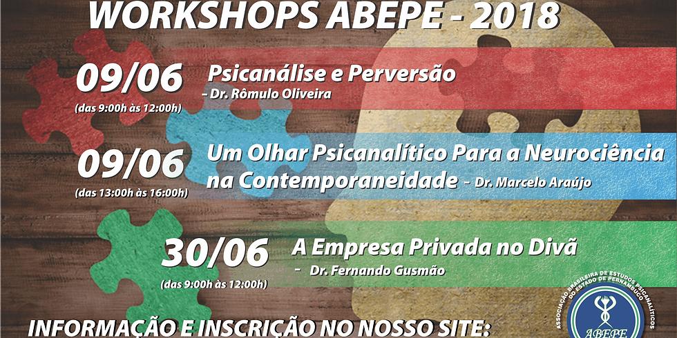 WORKSHOPS DA ABEPE