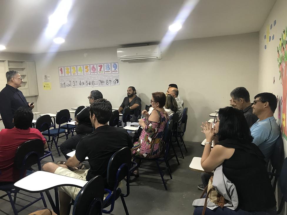 Curso de Hipnose Clínica Recife