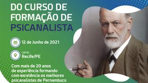 AULA INAUGURAL DO CURSO DE FORMAÇÃO DE PSICANALISTA