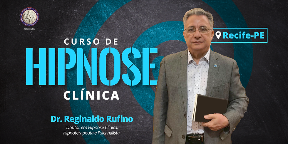 Inscrição do Curso Livre de Hipnose Clínica