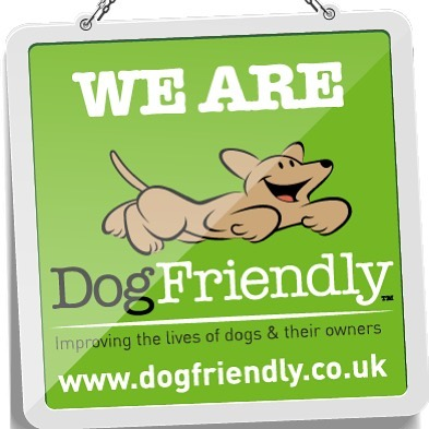 Did you know that we are #dogfriendly _