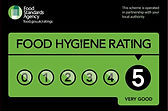 The Painswick Pooch Coffee House 5 star food hygiene rating