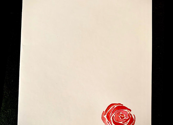 """Karte """"Rose"""""""