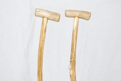 Sumac Crutches