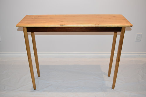 Couch Backing Table - Ambrosia Maple